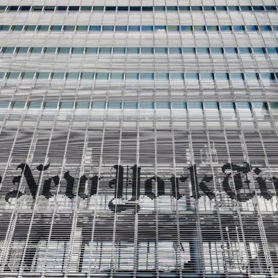 Ted Cruz Takes New York Times To The Woodshed