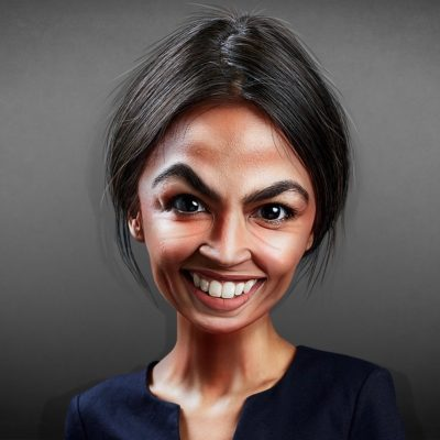 "Comedic Gold: Millennials ""Badass"" in AOC's Eyes"