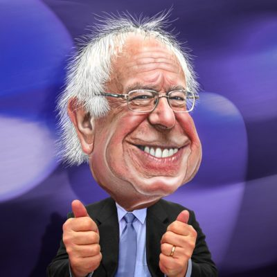 Bernie Sanders' Socialist Delusion Grows