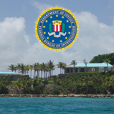 "8 Questions About the FBI's Raid of Epstein's ""Pedophile Island"""