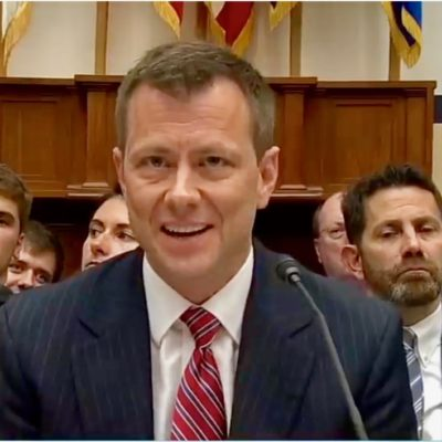 Peter Strzok Sues FBI, Cites Privacy And Freedom Of Speech Were Violated