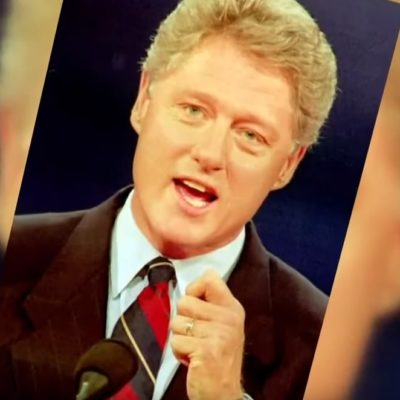 Clinton Scandal Headed For TV Drama, Liberals Cry