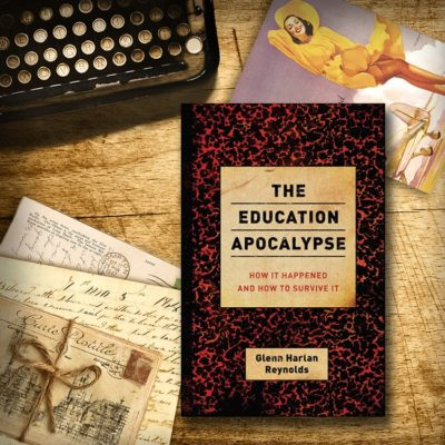 From The VG Bookshelf: The Education Apocalypse Part One
