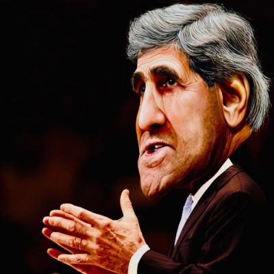 "The Trump Biden Ukraine Mess Is Shocking According To John ""Iran Deal"" Kerry"