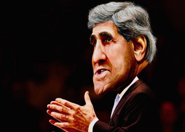 "The Trump Biden Ukraine Mess Is Shocking According To John ""Iran Deal"" Kerry"