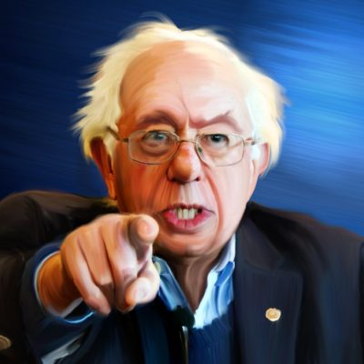 Comrade Bernie's United Socialist States of America
