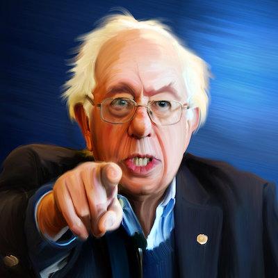 Joe Biden Unmasks Comrade Bernie Sanders