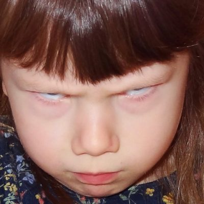 Scowling Kids and Enabling Parents: What We Allow Will Continue