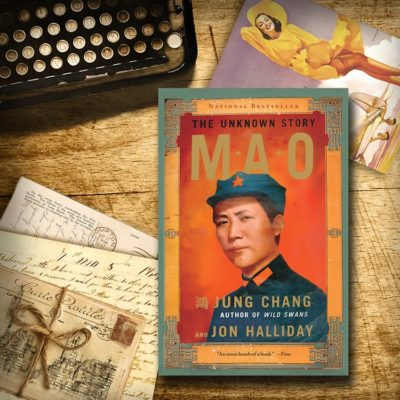 From the VG Bookshelf: Mao The Unknown Story