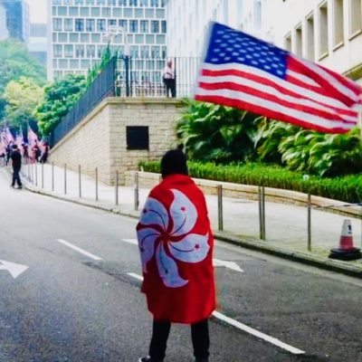 China Stays Silent While Hong Kong Protests Continue