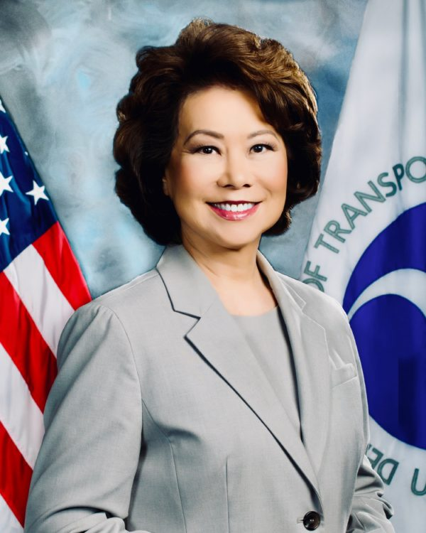 """Ethical"" Democrats To Investigate Elaine Chao About Chao Family Business"