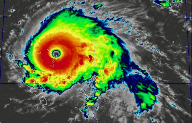 Reminder, The Government Will Not Save You From Hurricanes