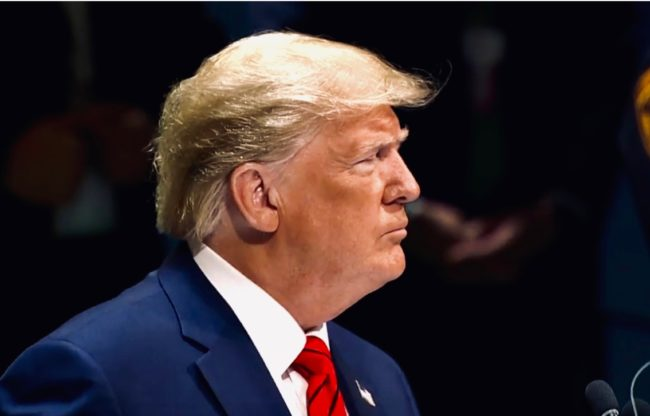 "Trump UN Speech: ""The Future Belongs To Patriots"""