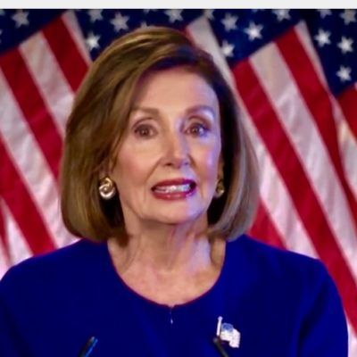 Pelosi Decides To Burn It All Down