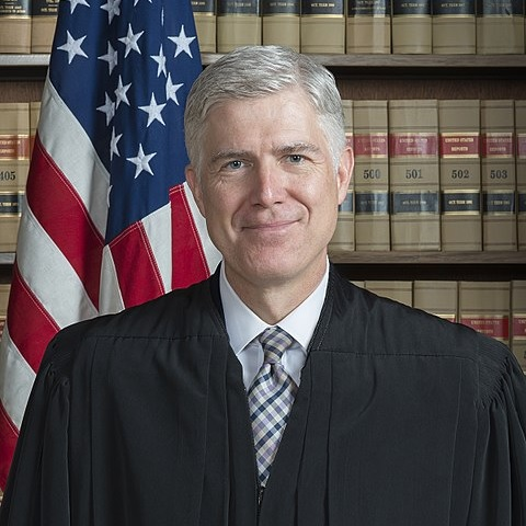 Justice Gorsuch Talks About Constitution And Court