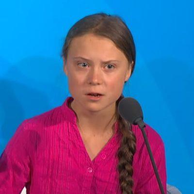 Greta Thunberg Is Her Parents' Failure