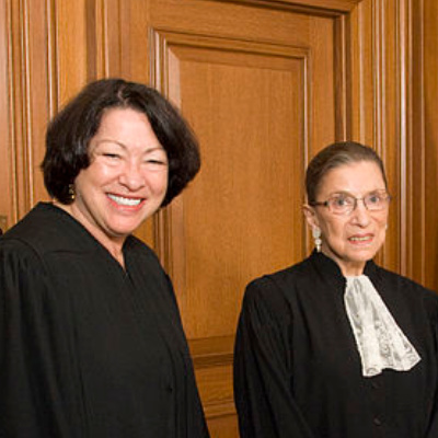 Ruth Bader Ginsburg and Sonia Sotomayor Dissent On Trump Immigration
