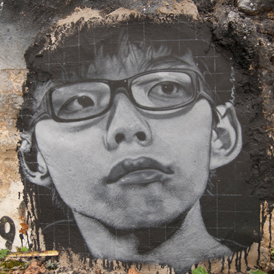 Joshua Wong Is Not the Asian David Hogg