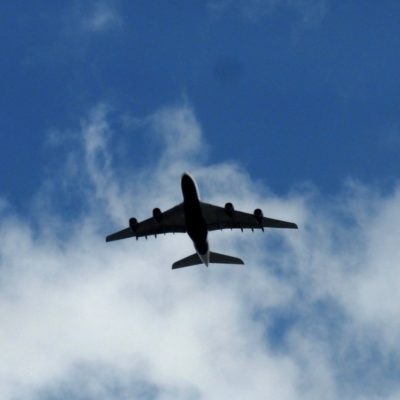 Air Travel: There Is No Shame In Flight