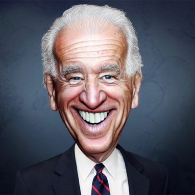 """Fits of Rage From Biden: """"Focus On The Man"""""""