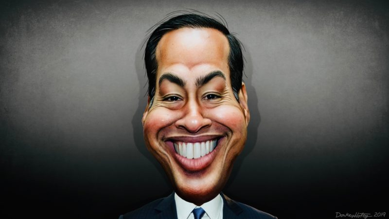 Julian Castro And His Asylum Seeker Photo Op