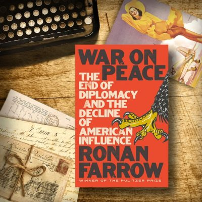 VG Bookshelf: War on Peace: The End of Diplomacy and the Decline of American Influence