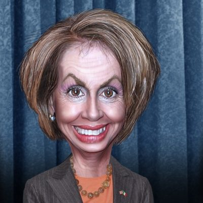 Pelosi Speaks But the Candidates Don't Hear
