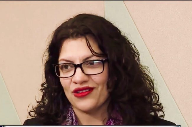 Rashida Tlaib: All African-Americans Look Alike To Non-African Americans