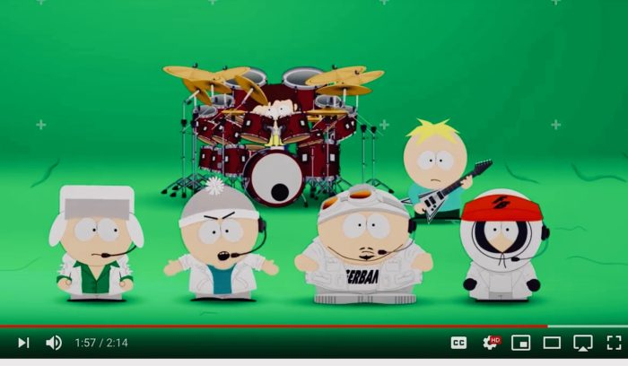 South Park Trolls The NBA And China Over Censorship