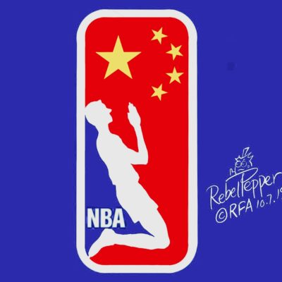 "NBA Bows To China: ""Basketball Questions Only!"""