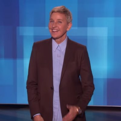 Ellen Lives Her Kindness Message