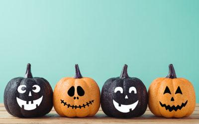 Halloween Pumpkins Costumes
