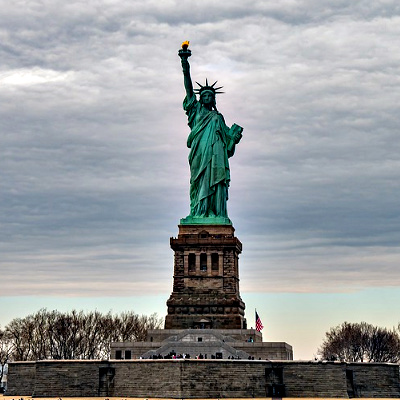 The Statue Of Liberty And Her Promise