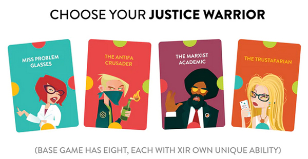 Social Justice The Game