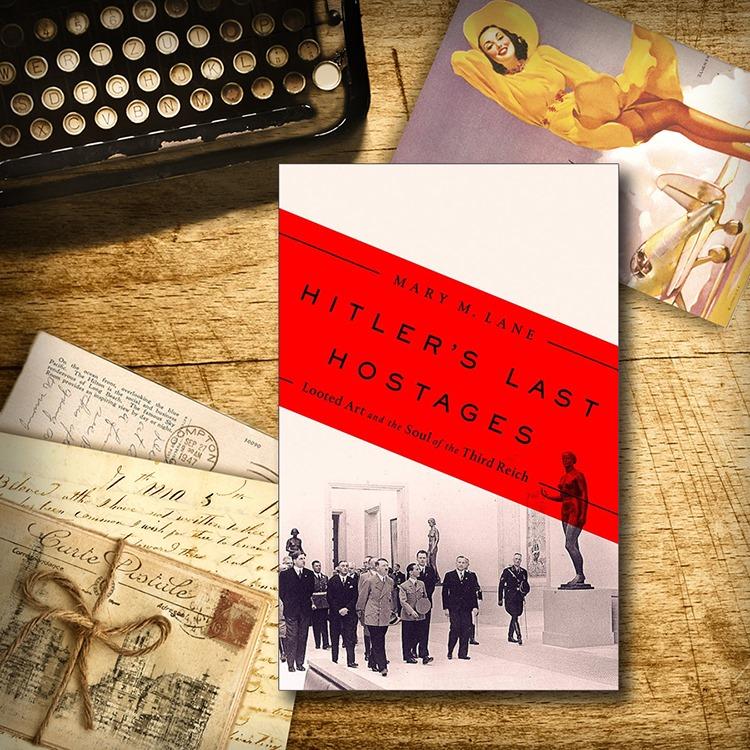 From The VG Bookshelf: Hitler's Last Hostages