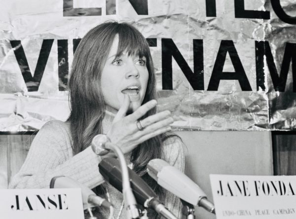 "Hanoi Jane Fonda To Climate Protest Critics: ""Those People Don't Matter"""