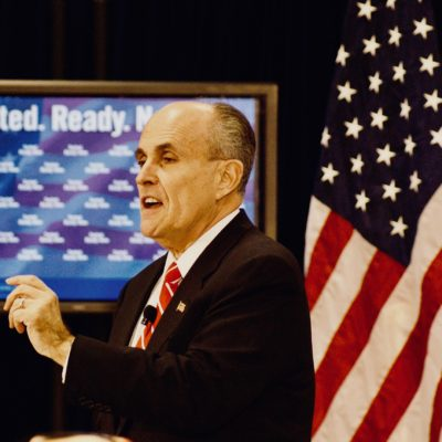 Rudy Giuliani Investigated For Lobbying And Campaign Finance Violations