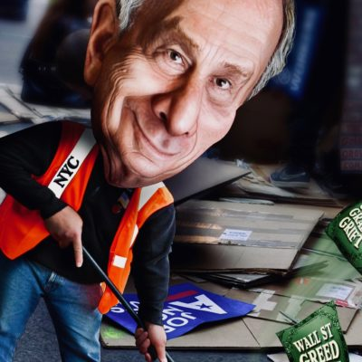Media Bias: Bloomberg News Won't Investigate Democrat Candidates