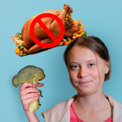 Cancel Thanksgiving, It's Bad For The Climate