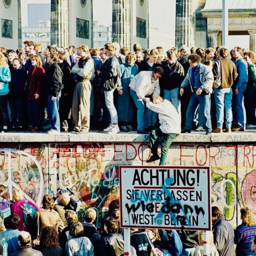 The Berlin Wall Thirty Years Later, Lessons Learned?