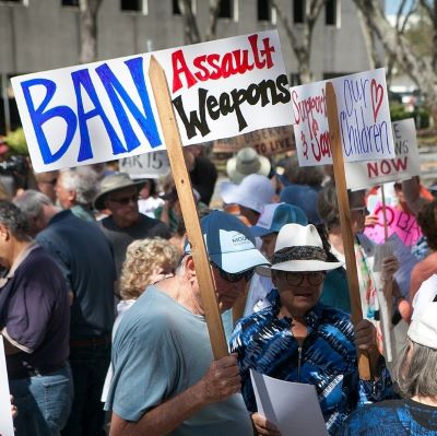 Who Will Disarm Us Now?
