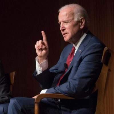Iowa Sees Unintentional Biden Comedy Weekend