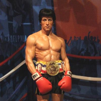 Rocky Balboa Trump Trolls Liberals
