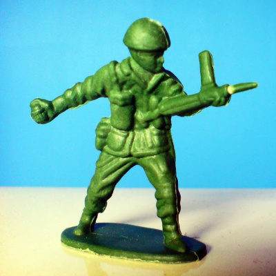 The Toy Soldiers Versus Donald Trump; War Crimes Edition