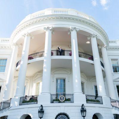 Washington Nationals Go To The White House