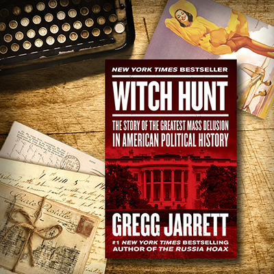 From the VG Bookshelf: Witch Hunt