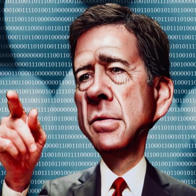 James Comey's Awkward Tap Dance During Chris Wallace Interview