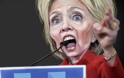 Hillary on Stern