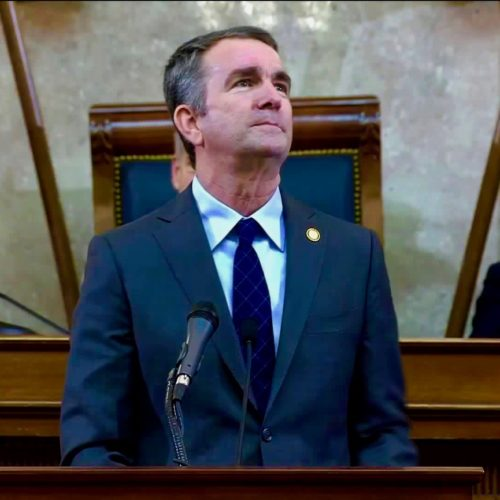 Ralph Northam Has Been Redeemed Says The Washington Post