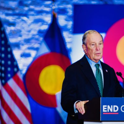 Bloomberg Says Register To Buy A Gun Because It'll Be Just Like Registering To Vote